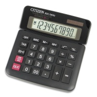 Калькулятор CITIZEN бухг. SDC-340 III 10 разряд. регулир.накл.диспл. DP