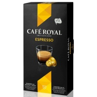 Капсулы для кофемашин Cafe Royal Espresso 10*5г